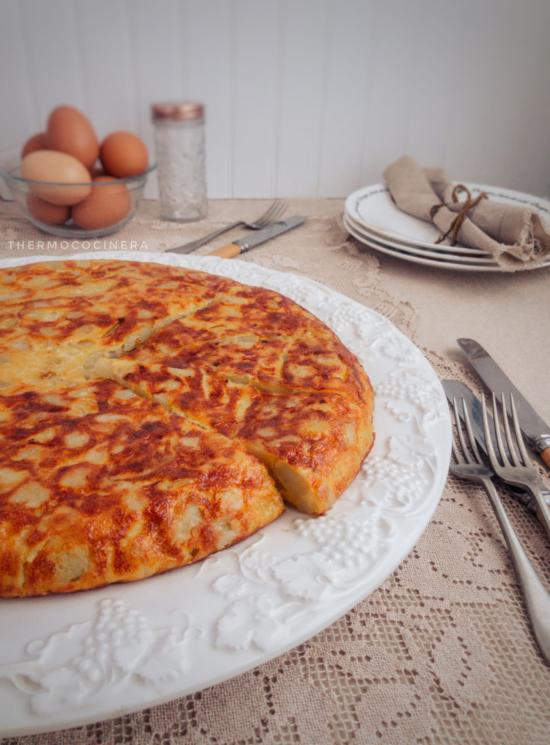 Tortilla de Papas Thermococinera